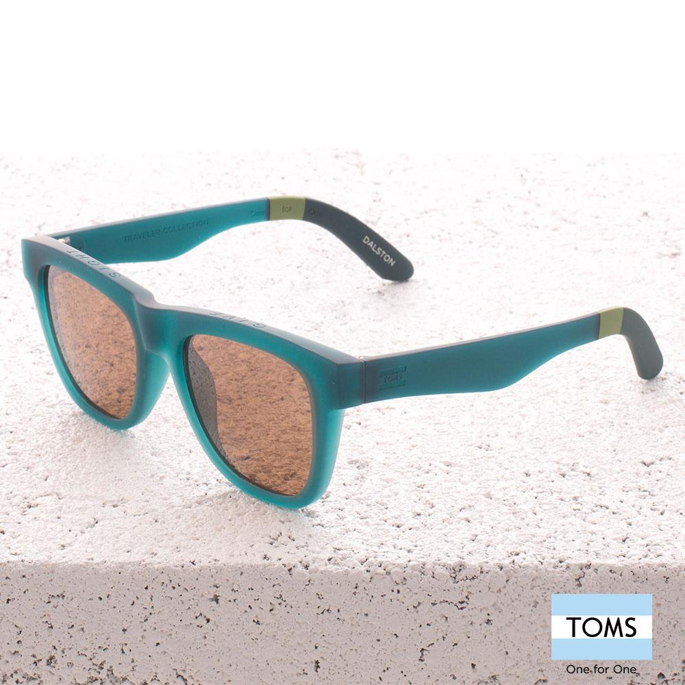 TOMS DALSTON  旅行者系列太陽眼鏡-男款 (10007089)