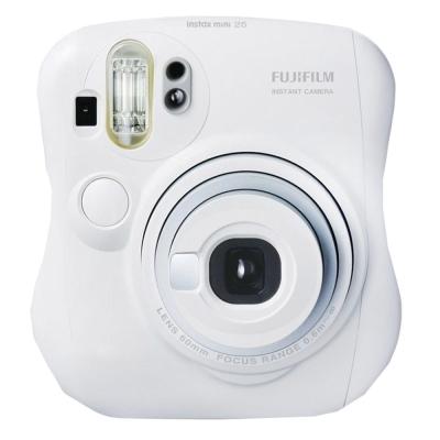 拍立得 FUJIFILM instax mini 25 相機 (公司貨) - 圖案底片組