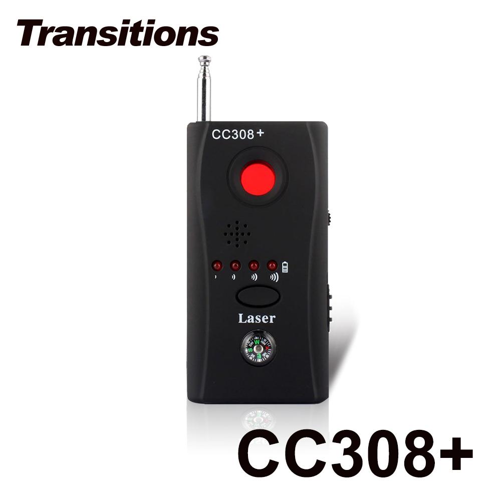 【凱騰】全視線CC308+ 多功能反偷拍/監聽偵測器