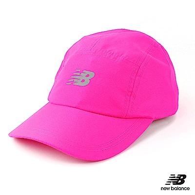 New Balance 慢跑帽 500154676000 粉紅色