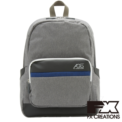FX CREATIONS-FTX系列-小後背包-淺灰-FTX69768A-21