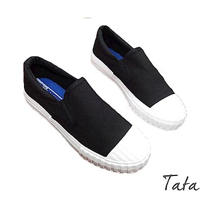 休閒帆布鞋 共二色 TATA