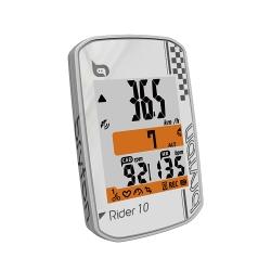 Bryton Rider 10E GPS無線自行車紀錄器 白色