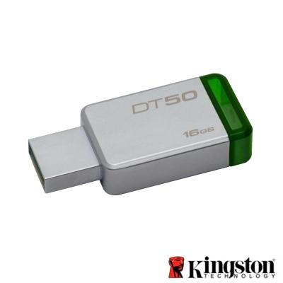 Kingston 金士頓 16GB DataTraveler 50 DT50 3.0隨身碟