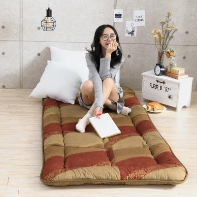 GOODDAY 高密度纖維棉和室床墊 單人3尺(和風)
