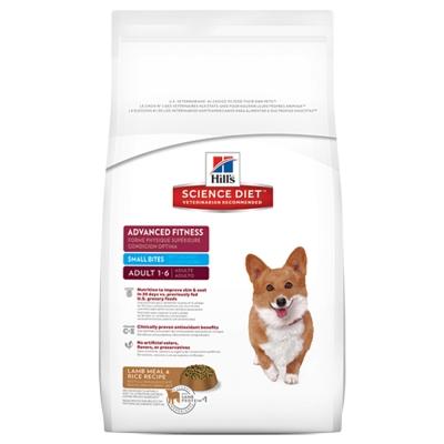 美國希爾思 成犬羊肉 米配方 小顆粒 成犬飼料 3公斤