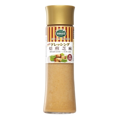 健康廚房 焙煎芝麻沾拌淋醬(200ml)