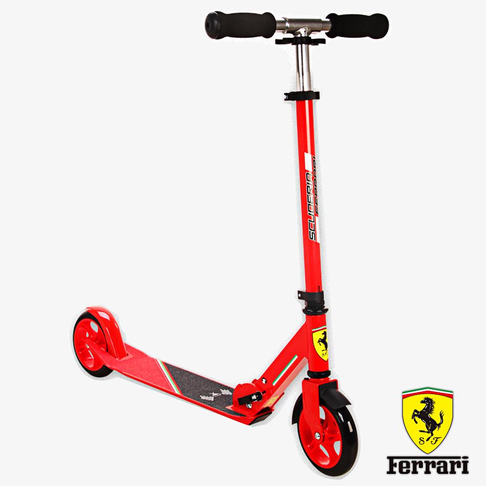 《凡太奇》FERRARI。法拉利二輪折疊滑板車 FXA50