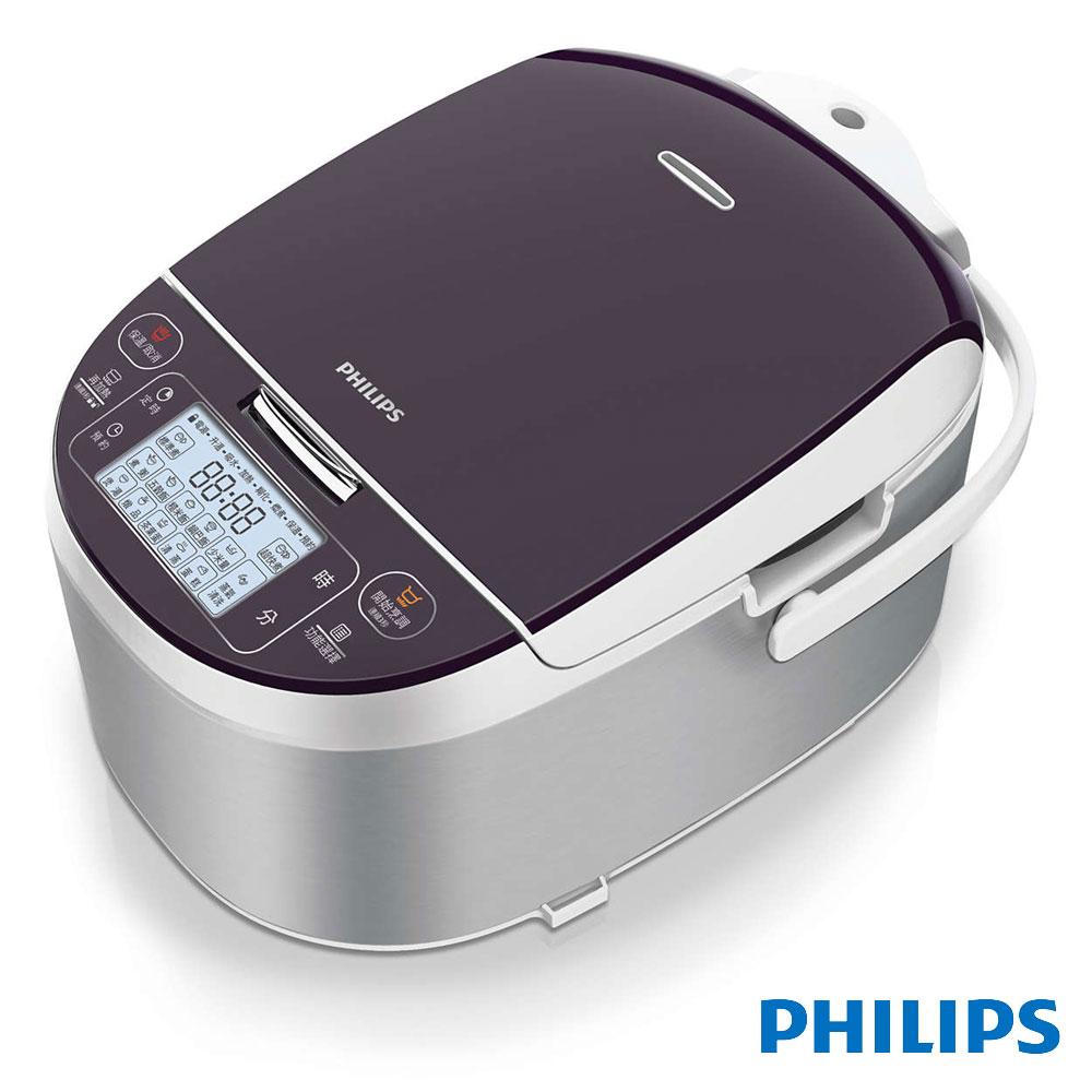 PHILIPS 飛利浦 頂級灶燒4公升電子鍋 HD3095