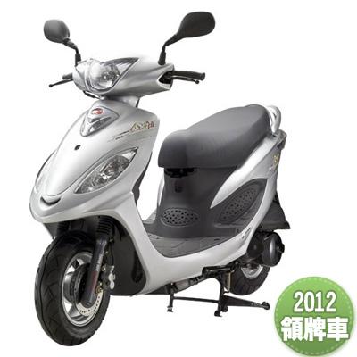 KYMCO 光陽機車 金牌II 奔馳150 - 2013領牌車