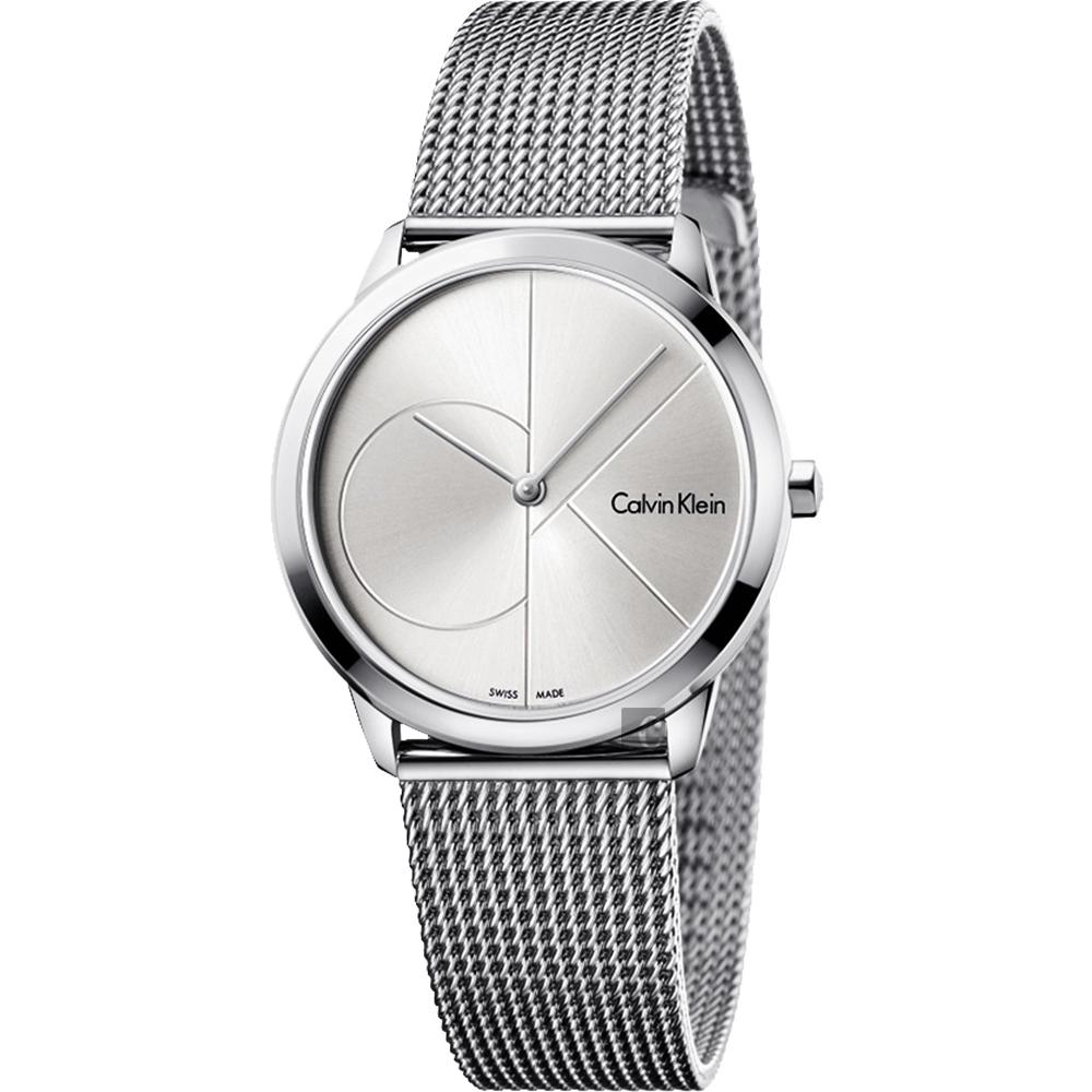 Calvin Klein CK Minimal 米蘭帶女錶-35mm