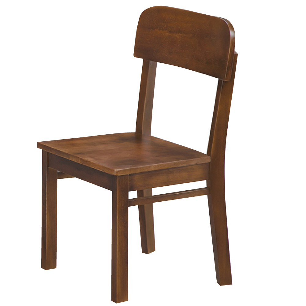 品家居 羅馬造型餐椅-43x47x89cm-免組
