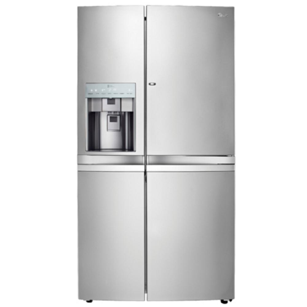 LG 樂金775公升魔術門中門變頻對開冰箱 (GR-DP78S)