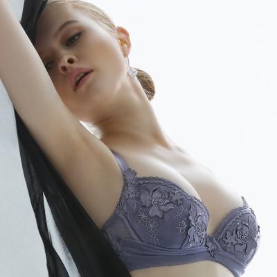 推Audrey-異戀托斯卡尼 美背款B-D罩內衣(性感紫)