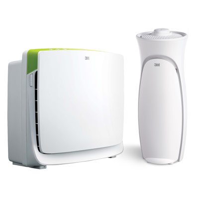 3M 淨呼吸空氣清淨機 靜音款+超優淨型 N95口罩濾淨原理