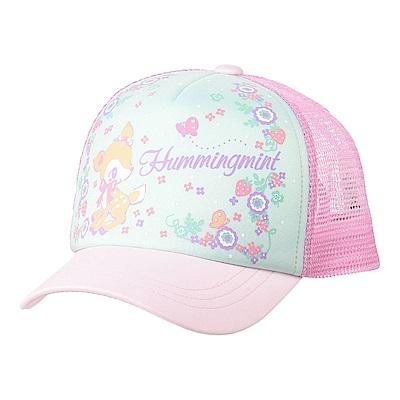 Sanrio 哈妮鹿女童用棒球網帽(草莓花園)
