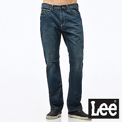 Lee 牛仔褲 743中腰舒適直筒牛仔褲-男款