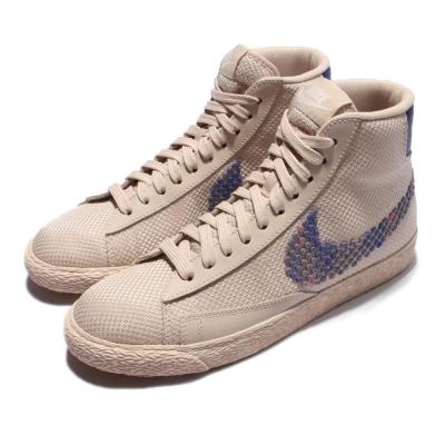 Nike 休閒鞋 BLAZER MID PRM 女鞋