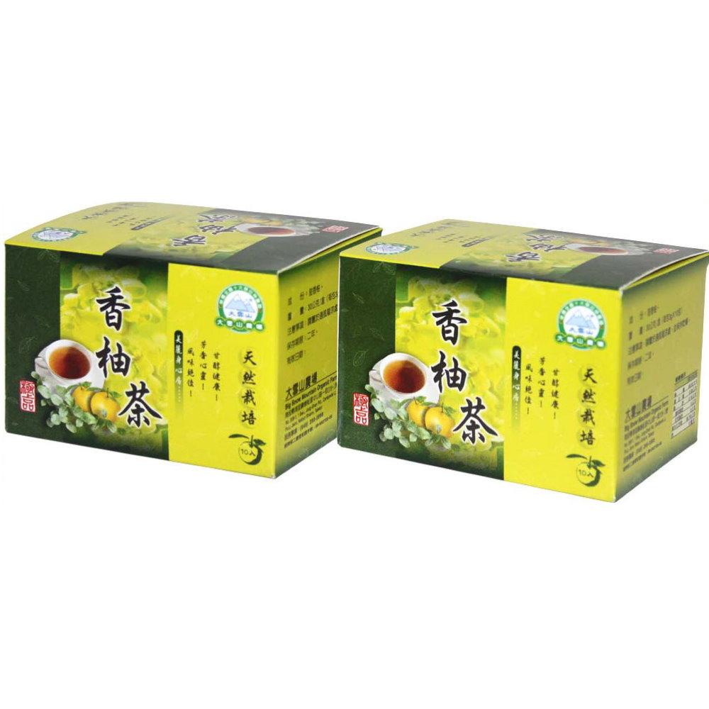 大雪山農場 香柚茶包(10包x10盒)
