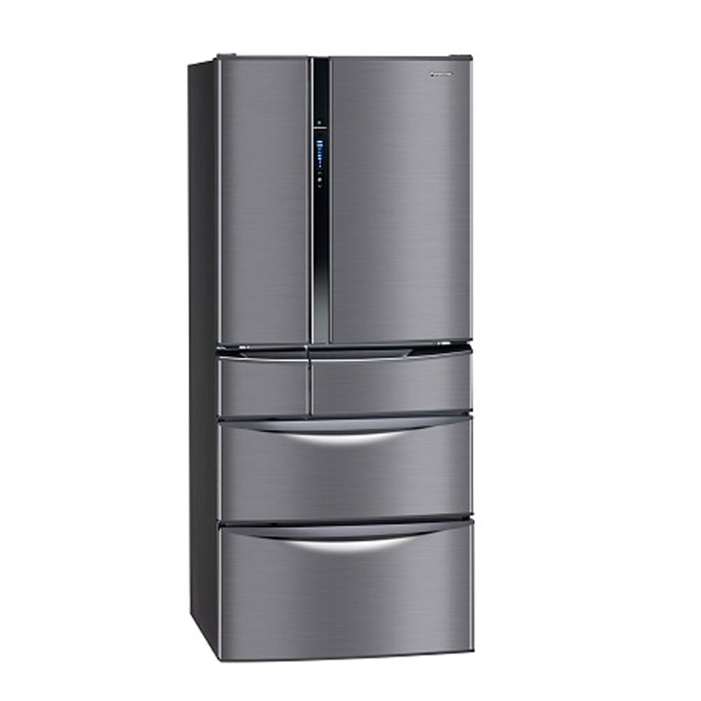 Panasonic國際牌560L變頻6門電冰箱NR-F567MV