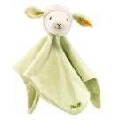 STEIFF德國金耳釦泰迪熊 - 嬰幼兒安撫巾 Lenny lamb comforter