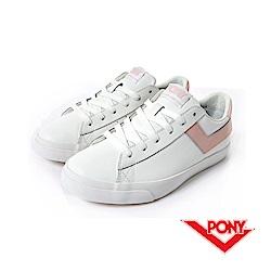 【PONY】TOP STAR 系列-經典復古鞋-女性-粉