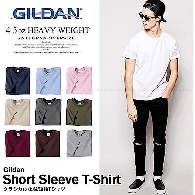GILDAN 吉爾登美國棉素T經典款多色
