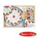 美國瑪莉莎 Melissa & Doug 玩食趣 - 生日蛋糕玩具組 , 藍底 product thumbnail 1