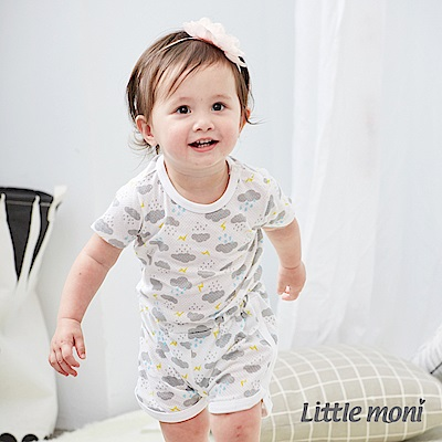 Little moni 家居系列家居短褲 (3色可選)