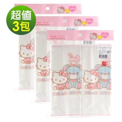 Hello Kitty 印花澡巾(2入/包)×3