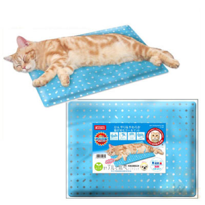 Marukan 貓用超涼舒適涼墊 CT~187