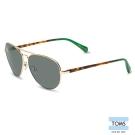TOMS MAVERICK201  經典紳士飛官款 太陽眼鏡-中性款 (10000989)