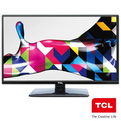 福利品-TCL-28吋-LED液晶顯示器-視訊盒L