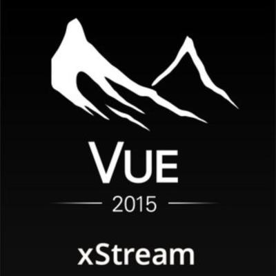 VUE xStream 2015 單機版 (下載)