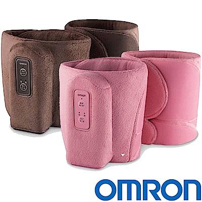 【福利品】OMRON歐姆龍氣動式小腿按摩器(HM-253) 兩色可選