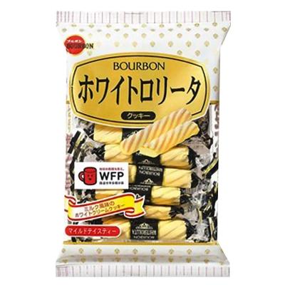 Bourbon 北日本白巧克力牛奶風味餅乾(105g)