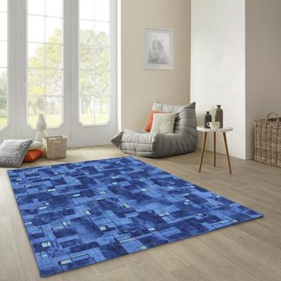 范登伯格 - 朝暘 朝暘 進口地毯-星辰 (藍) (中款-150x200cm)