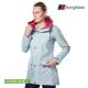 【Berghaus貝豪斯】女款HydrShell防水透氣長版外套H22F30石灰 product thumbnail 1