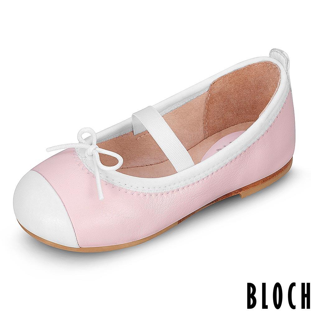 Bloch 澳洲黑邊蝴蝶結芭蕾舞鞋 粉色款