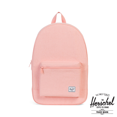 Herschel Daypack 後背包-水洗粉紅色