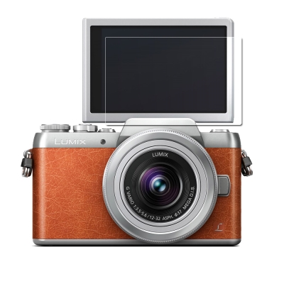 Kamera 高透光保護貼 for Panasonic GF7 / GF8 / GF9
