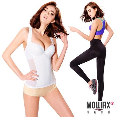 Mollifix MoveFree提臀動塑x零感FIT輕體塑身成套組