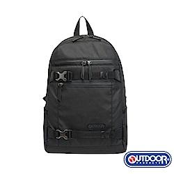 OUTDOOR-黑色元素系列-後背包-黑-OD181108BK
