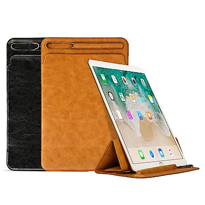 JISONCASE蘋果iPad Pro 12.9 2016 17三折帶筆套