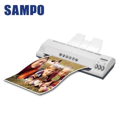 SAMPO A3冷熱雙功護貝機(LY-U6A31L)