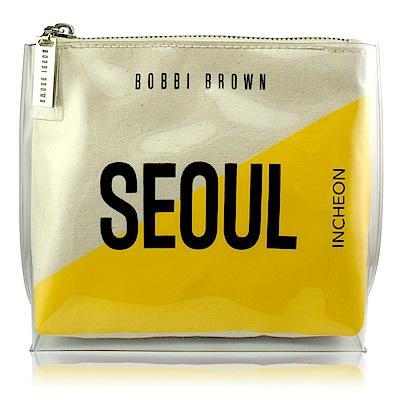 BOBBI BROWN芭比波朗 限量化妝包-首爾(速)