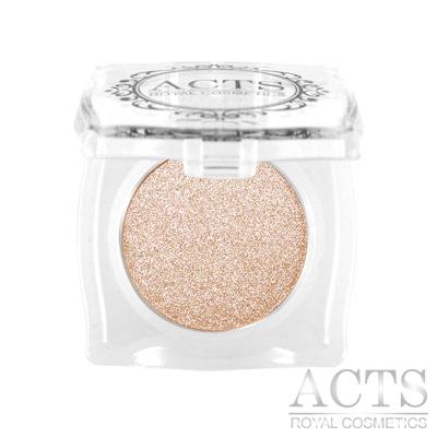 ACTS維詩彩妝 璀璨珠光眼影 璀璨金棕膚C713