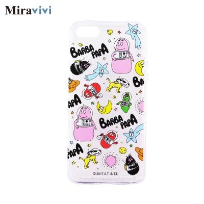 BARBAPAPA泡泡先生iPhone 5S/5SE空壓保護套_星球泡泡