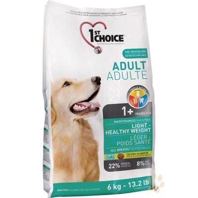 瑪丁 第一優鮮犬糧 全犬種成犬-減重配方(雞肉)2.72kg