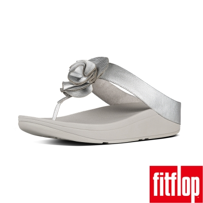 FitFlop FLORRIE TOE-THONG-銀色
